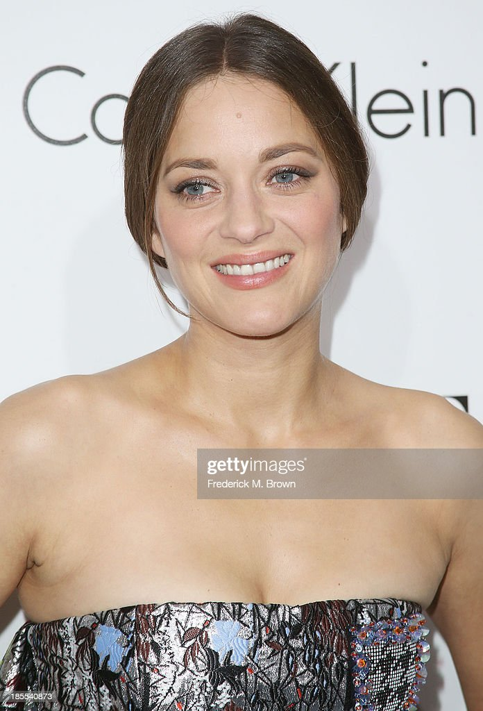 Actress Marion Cotillard attends ELLE's 20th Annual Women in Hollywood Celebration at the Four Seasons Hotel Los Angeles at Beverly Hills on October 21, 2013 in Beverly Hills, California.