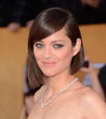 Actress Marion Cotillard attends the 19th Annual Screen Actors Guild Awards at The Shrine Auditorium on January 27 2013 in Los Angeles California