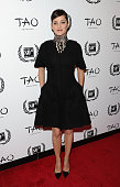 Actress Marion Cotillard attends the 2014 New York Film Critics Circle Awards at TAO Downtown on January 5 2015 in New York City