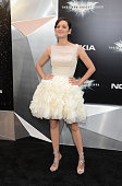 Actress Marion Cotillard attends 'The Dark Knight Rises' premiere at AMC Lincoln Square Theater on July 16 2012 in New York City