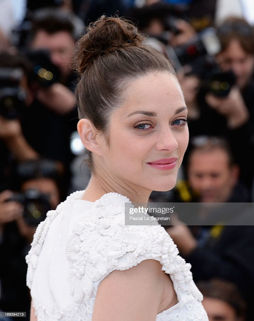 Actress Marion Cotillard attends 'The Immigrant' photocall during The 66th Annual Cannes Film Festival at he Palais des Festivals on May 24, 2013 in Cannes, France.