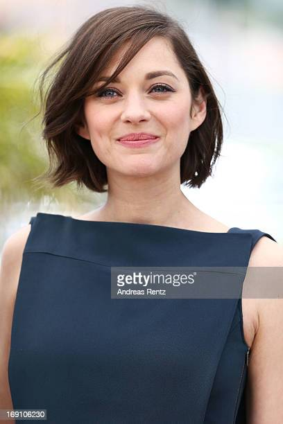 Actress Marion Cotillard attends the photocall for 'Blood Ties' at The 66th Annual Cannes Film Festival on May 20 2013 in Cannes France