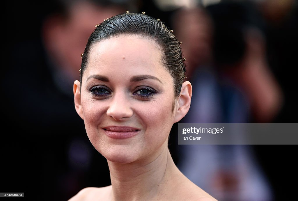 Actress Marion Cotillard attends the Premiere of 'The Little Prince' during the 68th annual Cannes Film Festival on May 22, 2015 in Cannes, France.