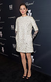 Actress Marion Cotillard attends The Weinstein Company's Academy Awards Nominees Dinner in partnership with Chopard DeLeon Tequila FIJI Water and MAC...