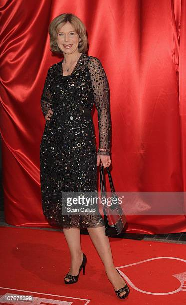 Actress Marion Kracht attends the 'Ein Herz Fuer Kinder' charity gala at Axel Springer Haus on December 18 2010 in Berlin Germany