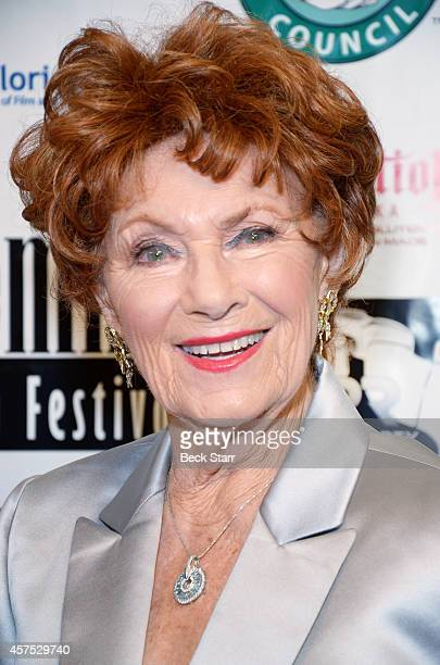 Actress Marion Ross arrives at the 10th Annual LA Femme International Film Festival closing night awards ceremony at LA Film School on October 19...