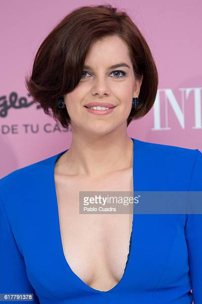 Actress Mariona Ribas attends the 'Interiores' awards 2016 at Neptuno Palace on October 24 2016 in Madrid Spain