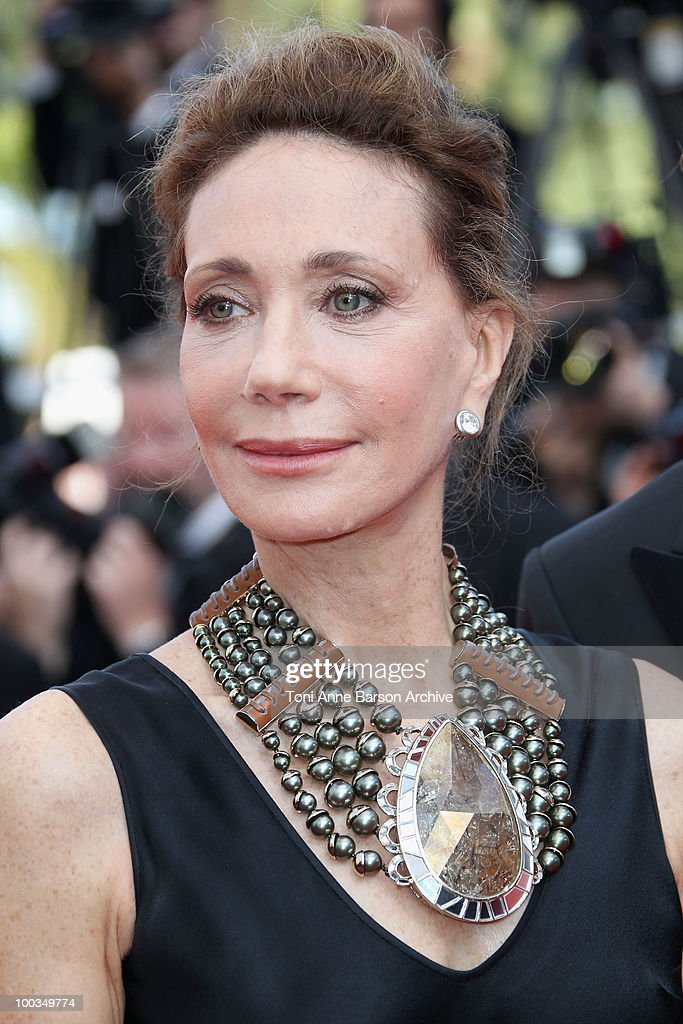 Actress Marisa Berenson attends the Palme d'Or Closing Ceremony held at the Palais des Festivals during the 63rd Annual International Cannes Film Festival on May 23, 2010 in Cannes, France.