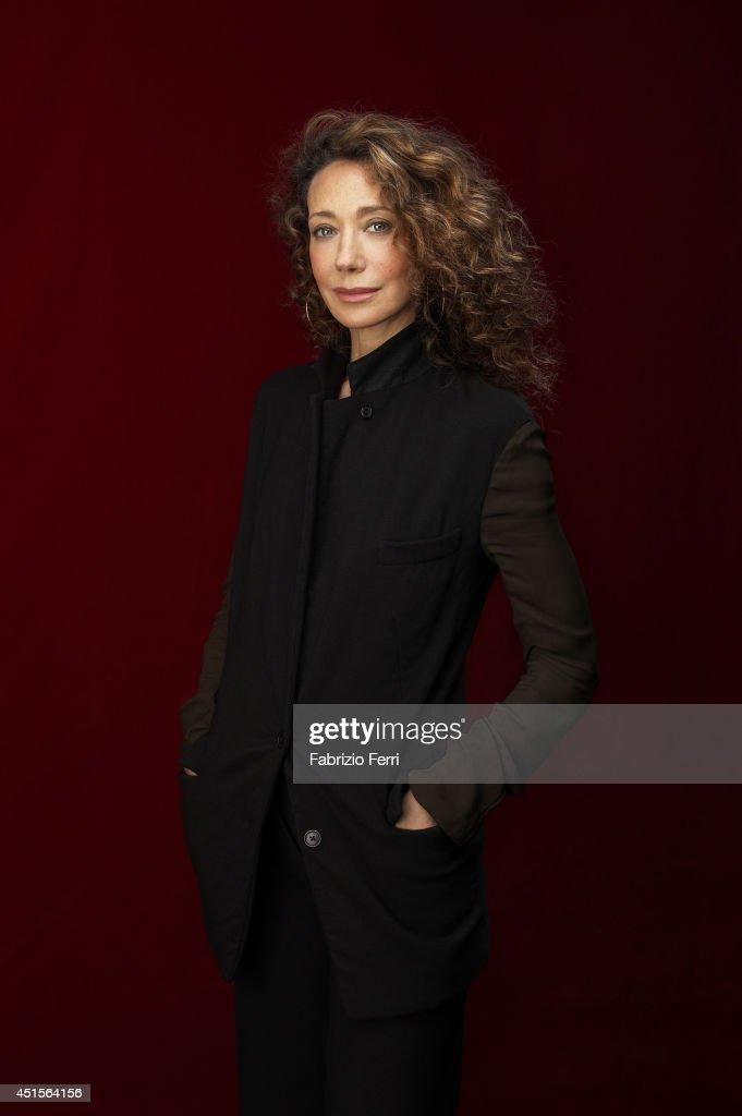 Marisa Berenson, May 2002