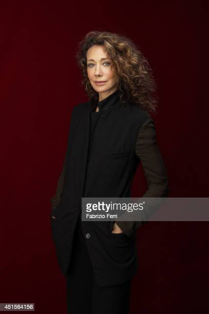 Actress Marisa Berenson is photographed in May 2002 in New York City