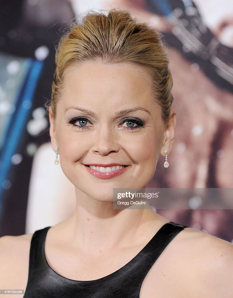Actress <a gi-track='captionPersonalityLinkClicked' href=/galleries/search?phrase=Marisa+Coughlan&family=editorial&specificpeople=804257 ng-click='$event.stopPropagation()'>Marisa Coughlan</a> arrives at the '300: Rise Of An Empire' Los Angeles premiere at TCL Chinese Theatre on March 4, 2014 in Hollywood, California.