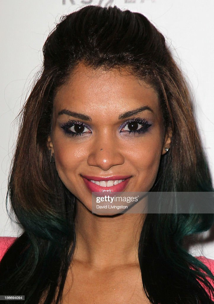 Actress Marisa Lauren attends Rolling Stone Magazine's 2012 American Music Awards (AMAs) VIP After Party presented by Nokia and Rdio at the Rolling Stone Restaurant and Lounge on November 18, 2012 in Los Angeles, California.