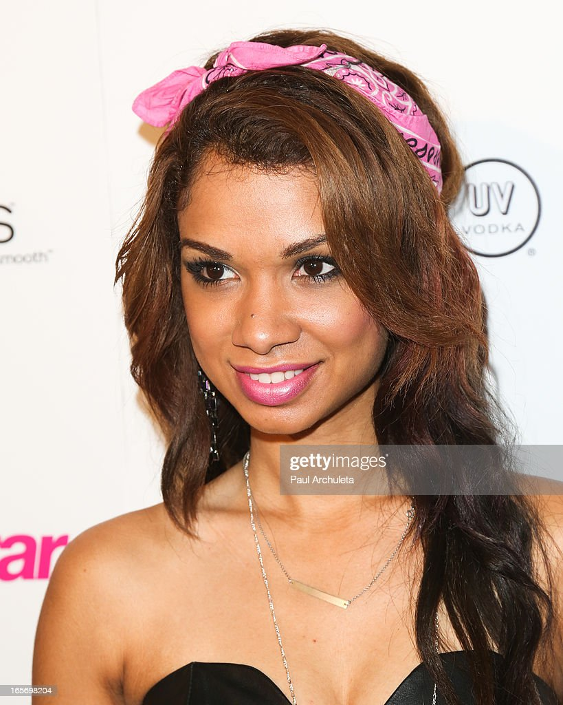 Actress Marisa Lauren attends Star Magazine's 'Hollywood Rocks' party at Playhouse Hollywood on April 4, 2013 in Los Angeles, California.