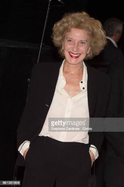 Actress Marisa Paredes attends the Opening Ceremony of the 9th Film Festival Lumiere on October 14 2017 in Lyon France