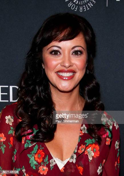 Actress Marisa Ramirez attends PaleyFest NY 2017 'Blue Bloods' at The Paley Center for Media on October 16 2017 in New York City