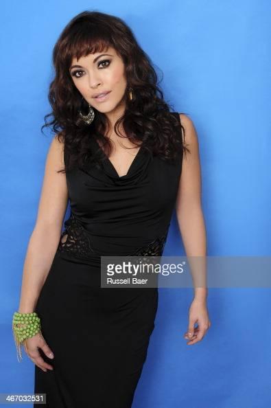 Actress Marisa Ramirez for Be magazine on December 1 2013 in Santa Monica California PUBLISHED IMAGE