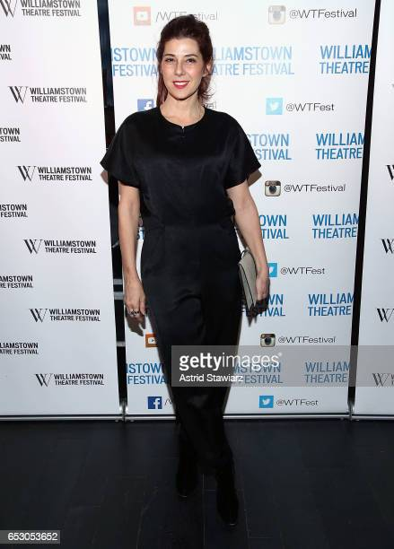 Actress Marisa Tomei attends the 2017 Williamstown Theatre Festival Benefit at TAO Downtown on March 13 2017 in New York City