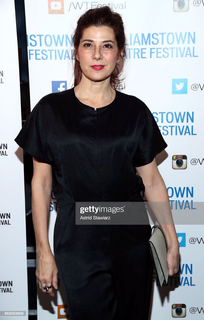 Actress Marisa Tomei attends the 2017 Williamstown Theatre Festival Benefit at TAO Downtown on March 13, 2017 in New York City.