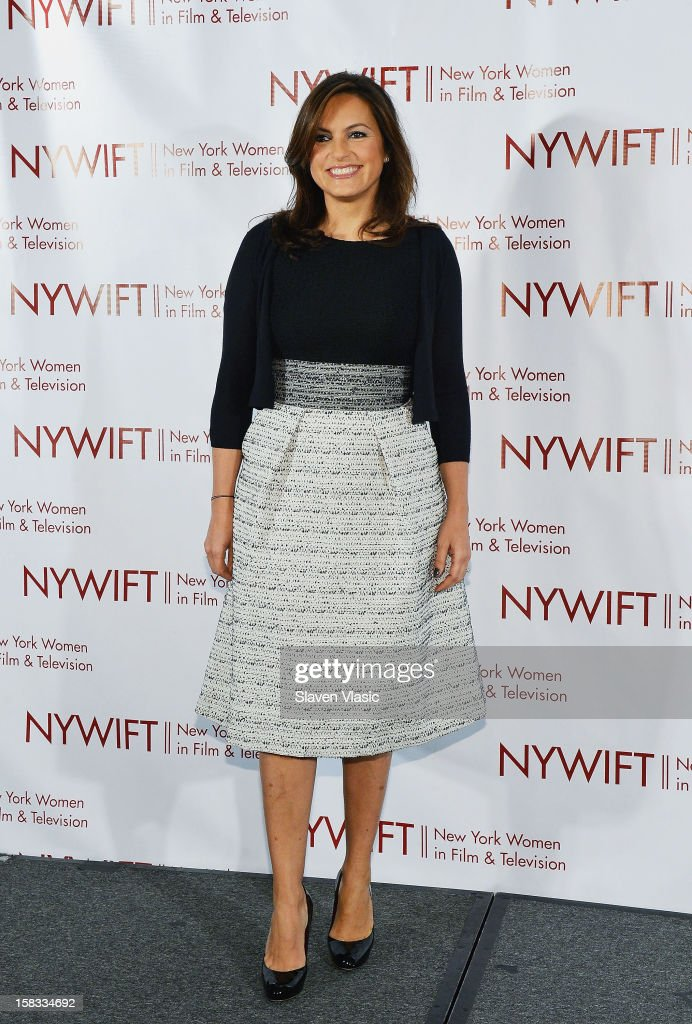 Actress Mariska Hargitay attends 2012 New York Women In Film And Television Muse Awards at New York Hilton – Grand Ballroom on December 13, 2012 in New York City.