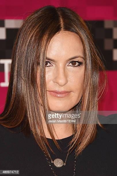 Actress Mariska Hargitay attends the 2015 MTV Video Music Awards at Microsoft Theater on August 30 2015 in Los Angeles California