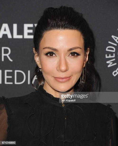 Actress Marisol Nichols arrives at the 2017 PaleyLive LA Spring Season 'Riverdale' Screening And Conversation at The Paley Center for Media on April...
