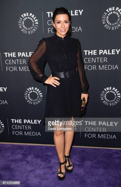 Actress Marisol Nichols attends the 2017 PaleyLive LA Spring Season 'Riverdale' screening and conversation at The Paley Center for Media on April 27...