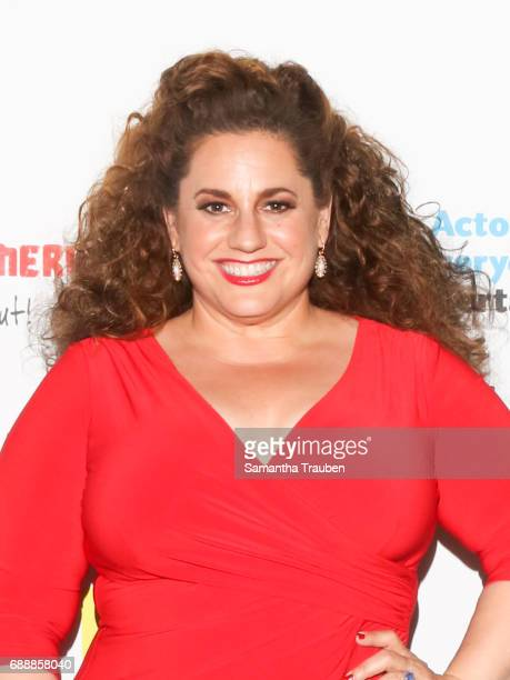 Actress Marissa Jaret Winokur attends Concert for America Stand Up Sing Out at Royce Hall on May 24 2017 in Los Angeles California