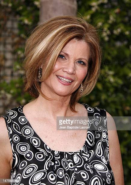 Actress Markie Post arrives at 'Events Of The Heart' at The Geffen Playhouse on April 27 2008 in Westwood California