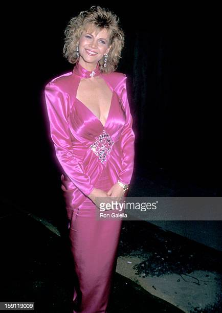 Actress Markie Post attends the 23rd Annual Academy of Country Music Awards on March 21 1988 at Knott's Berry Farm in Buena Park California