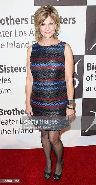Actress Markie Post attends The Guild of Big Brothers Big Sisters of Greater Los Angeles Rising Star Gala at The Beverly Hilton Hotel on October 25...