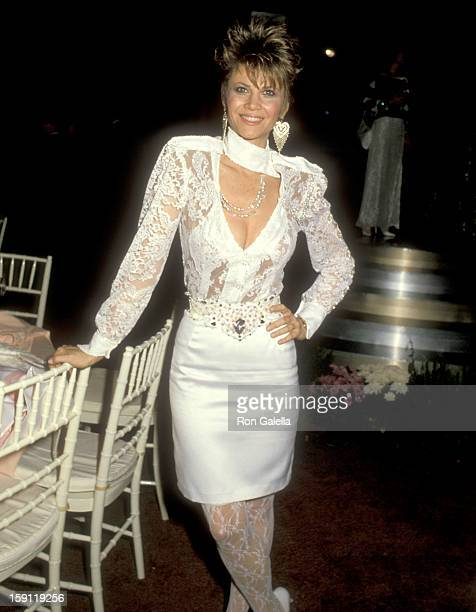 Actress Markie Post attends the Third Annual Television Academy Hall of Fame Induction Ceremony on March 23 1986 at Santa Monica Civic Auditorium in...