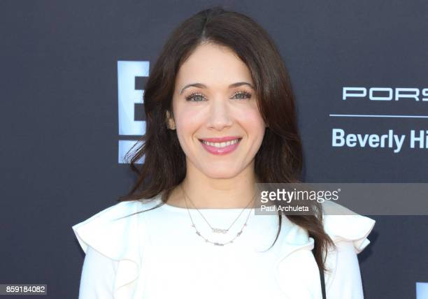Actress Marla Sokoloff attends PS ARTS' Express Yourself 2017 event at Barker Hangar on October 8 2017 in Santa Monica California