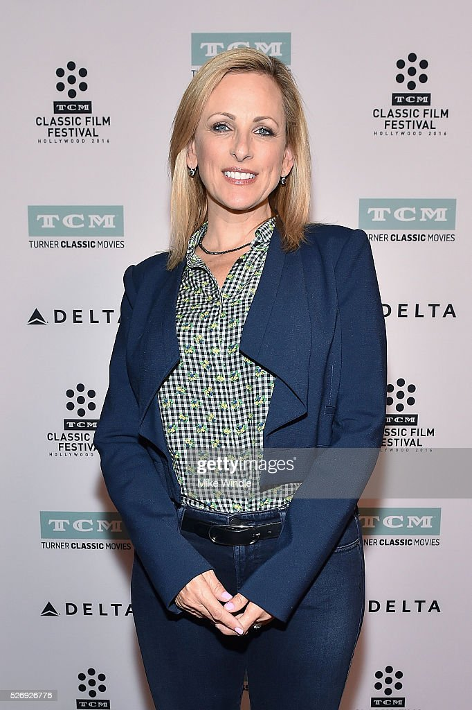 Actress Marlee Matlin attends 'Children of a Lesser God' screening during day 4 of the TCM Classic Film Festival 2016 on May 1, 2016 in Los Angeles, California. 25826_008