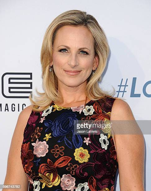 Actress Marlee Matlin attends the Comedy Central Roast of Rob Lowe at Sony Studios on August 27 2016 in Los Angeles California