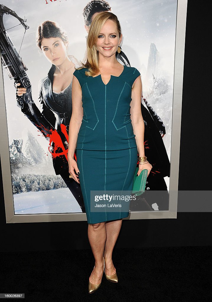 Actress Marley Shelton attends the premiere of 'Hansel & Gretel: Witch Hunters' at TCL Chinese Theatre on January 24, 2013 in Hollywood, California.