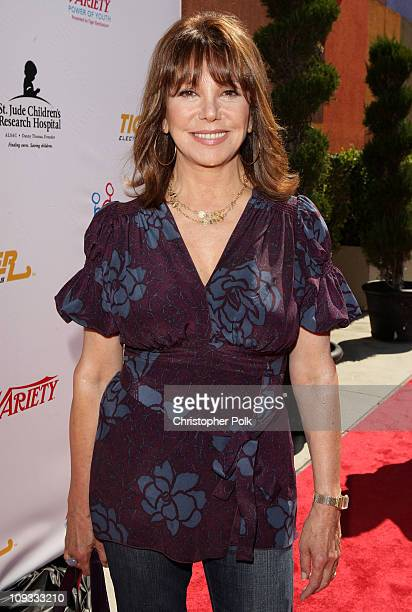Actress Marlo Thomas arrives to Variety's Power of Youth Benefiting St Jude and Presented by Tiger Electronics at the Globe Theater in Universal City...
