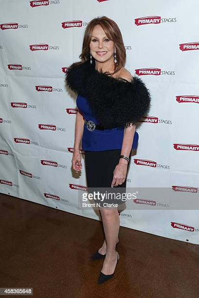 Actress Marlo Thomas attends the 2014 Primary Stages Gala at 583 Park Avenue on November 3 2014 in New York City