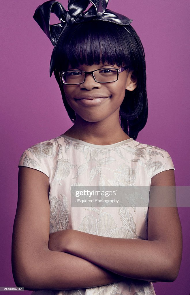 Actress <a gi-track='captionPersonalityLinkClicked' href=/galleries/search?phrase=Marsai+Martin&family=editorial&specificpeople=12819653 ng-click='$event.stopPropagation()'>Marsai Martin</a> poses for a portrait during the 47th NAACP Image Awards presented by TV One at Pasadena Civic Auditorium on February 5, 2016 in Pasadena, California.