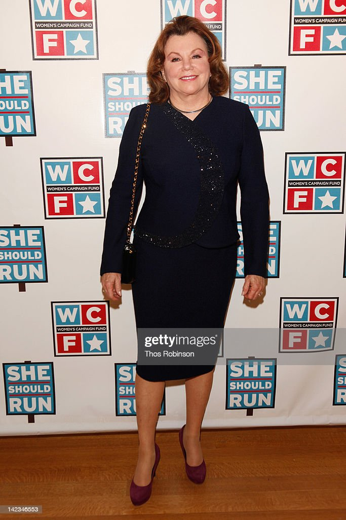 Actress Marsha Mason attends the 32nd Annual Women's Campaign Fund Parties of Your Choice Gala at Christie's on April 2, 2012 in New York City.