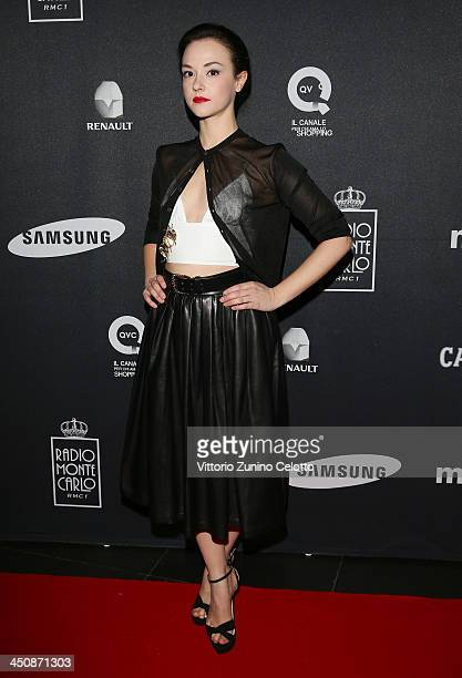 Actress Marta Gastini attends Myself magazine party at Limelight on November 20 2013 in Milan Italy