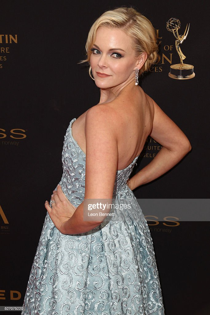 Actress Martha Madison attends the 2016 Daytime Emmy Awards - Arrivals at Westin Bonaventure Hotel on May 1, 2016 in Los Angeles, California.