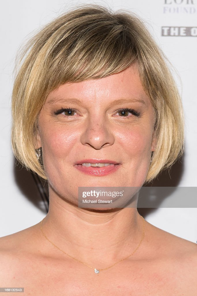 Actress Martha Plimpton attends the 2013 Lucille Lortel Awards at Jack H. Skirball Center for the Performing Arts on May 5, 2013 in New York City.