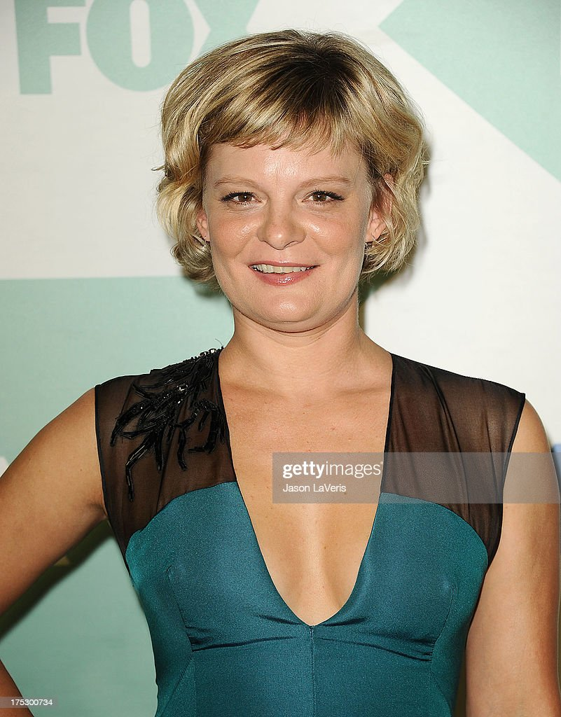 Actress <a gi-track='captionPersonalityLinkClicked' href=/galleries/search?phrase=Martha+Plimpton&family=editorial&specificpeople=211149 ng-click='$event.stopPropagation()'>Martha Plimpton</a> attends the FOX All-Star Party on August 1, 2013 in West Hollywood, California.