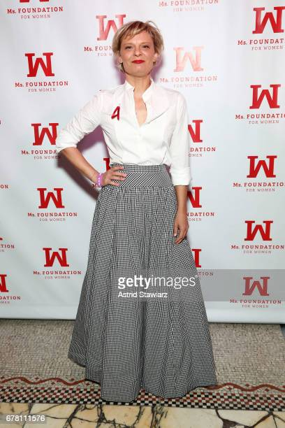 Actress Martha Plimpton attends the Ms Foundation for Women 2017 Gloria Awards Gala After Party at Capitale on May 3 2017 in New York City