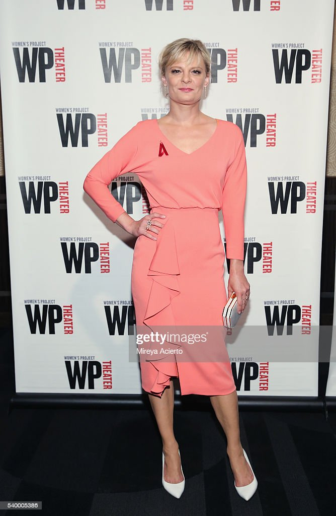 Actress Martha Plimpton attends the WP Theater Women of Achievement Awards Gala at Edison Ballroom on June 13 2016 in New York City