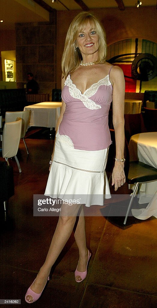 Actress Martha Smith attends the afterparty for the DVD release of ...
