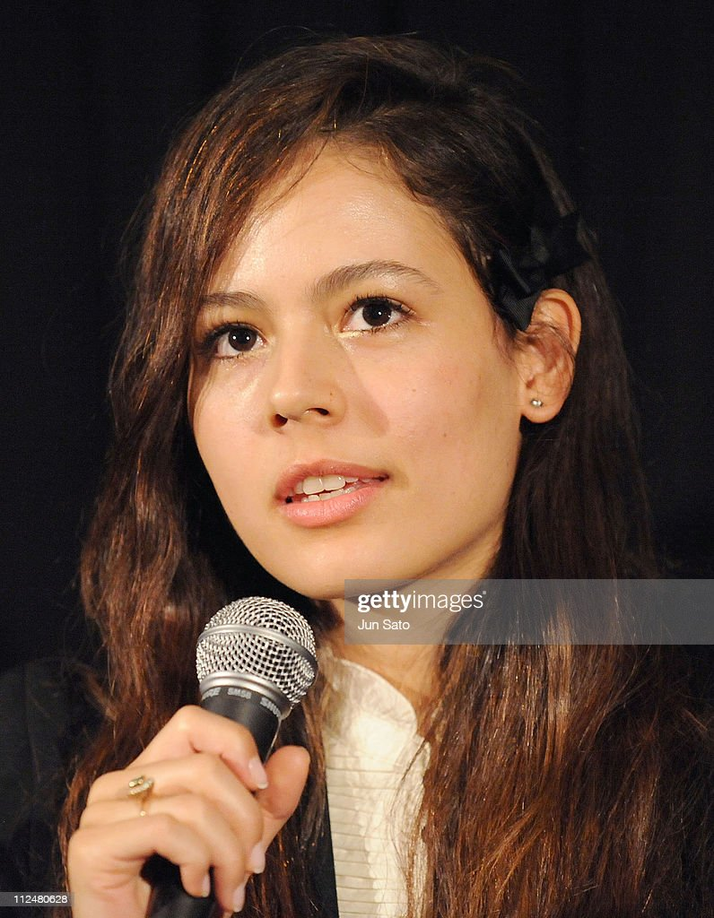 """Rabia"" Stage Greeting - Tokyo International Film Festival"
