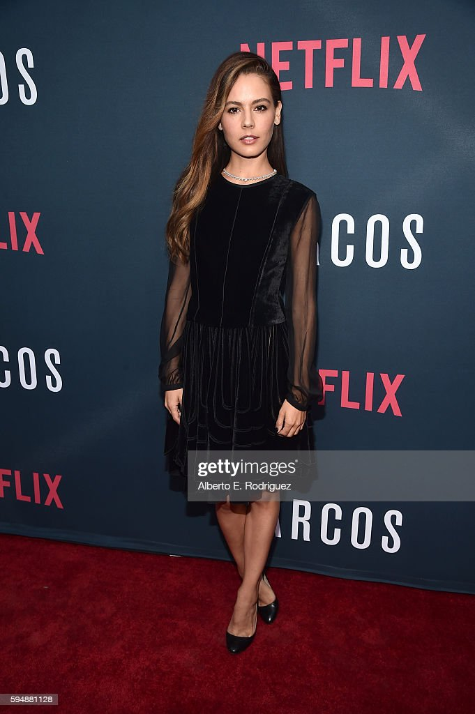 "Premiere Of Netflix's ""Narcos"" Season 2 - Red Carpet"