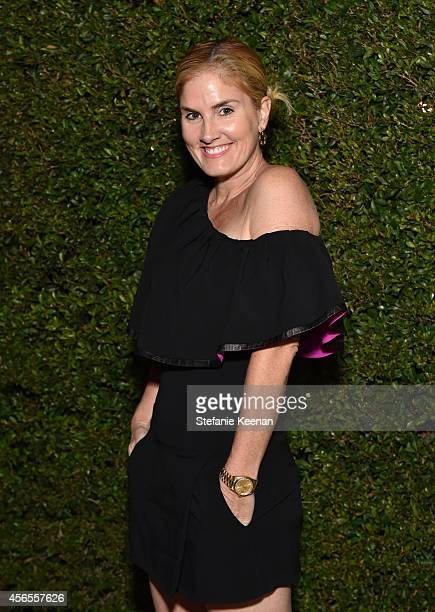 Actress Mary Alice Haney attends Claiborne Swanson Frank's Young Hollywood book launch hosted by Michael Kors at Private Residence on October 2 2014...
