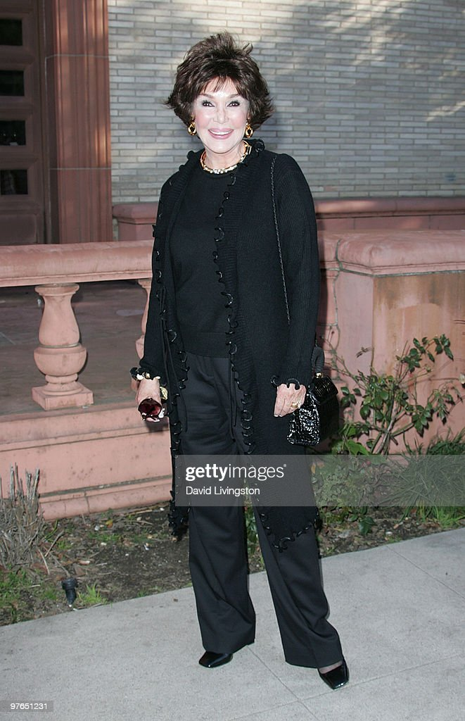Actress Mary Ann Mobley attends the Wallis Annenberg Center for the Performing Arts groundbreaking ceremony on the site of the historic Beverly Hills Post Office on March 11, 2010 in Beverly Hills, California.